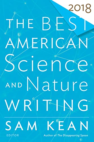 The Best American Science and Nature Writing 2018 (The Best American Series ®) von Houghton Mifflin Harcourt