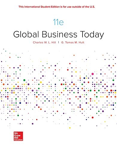 Global Business Today von McGraw-Hill Education