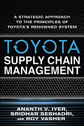 Toyota's Supply Chain Management: A Strategic Approach to Toyota's Renowned System von McGraw-Hill Education Ltd