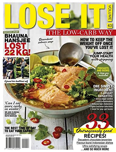 LOSE IT! The LCHF way von Media 24 Ltd