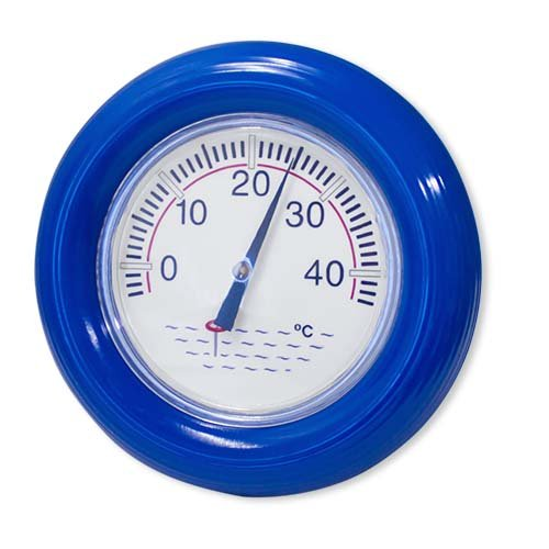 Schwimmbad Pool Thermometer DeLuxe mit Schwimmring von Mega