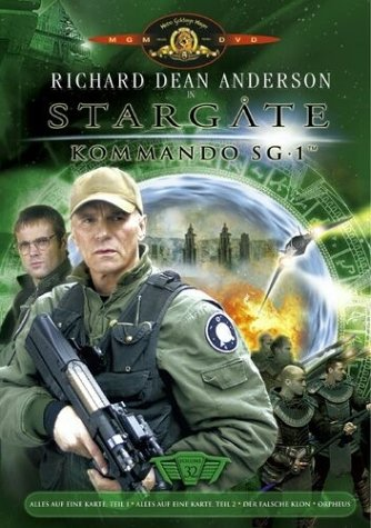 Stargate Kommando SG-1, DVD 32 von Mgm Home Entertainment Gmbh (dt.)