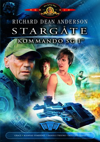 Stargate Kommando SG-1, DVD 35 von Mgm Home Entertainment Gmbh (dt.)