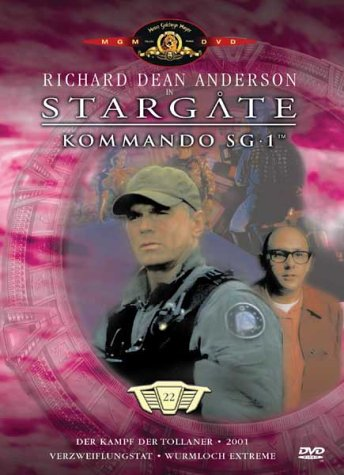 Stargate Kommando SG-1, DVD 22 von Mgm Home Entertainment Gmbh