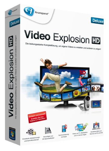 Video Explosion Deluxe von MicroApplication