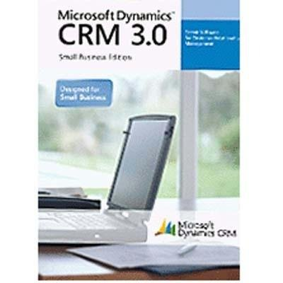 CRM Small Business Ed Svr 3.0 English CD [Import] von Microsoft