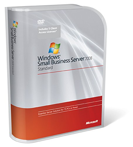 MS 1x 1DCAL Windows Small Business Server 2008 CAL Ste OEM (DE) von Microsoft