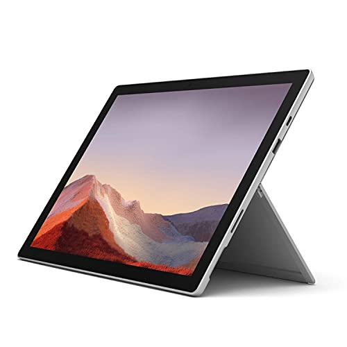 Microsoft Surface Pro 7, 12,3 Zoll 2-in-1 Tablet (Intel Core i5, 8GB RAM, 128GB SSD, Win 10 Home) Platin Grau von Microsoft