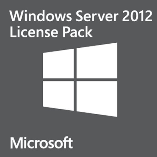 Microsoft Windows Server 2012 Client Access Licence (CAL) - User: 5 Pack (PC) for HP von Microsoft
