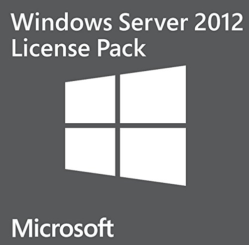 Microsoft Windows Server 2012 DE 5 User CAL von Microsoft