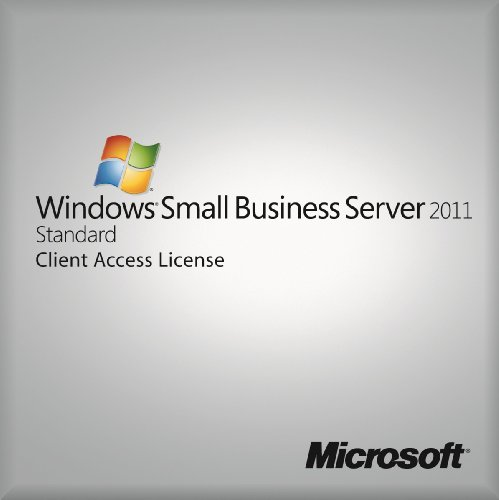 Systembuilder Windows Small Business CAL Std 2011 64Bit Englisch 1pk 5 Clt Device CAL von Microsoft