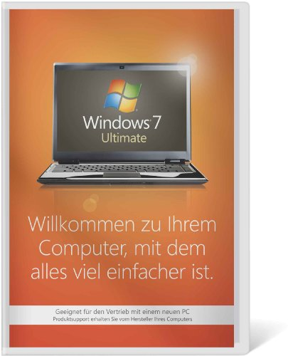 Windows 7 Ultimate 32 Bit OEM [Alte Version] von Microsoft