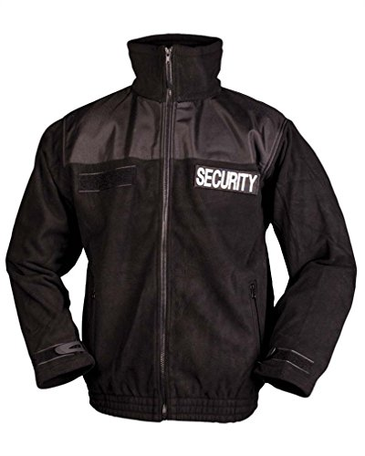 Mil-Tec Fleecejacke Security L von Mil-Tec