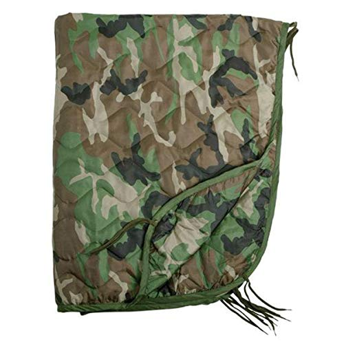 Mil-Tec Poncho Liner (Steppdecke) Woodland [Misc.] von Mil-Tec