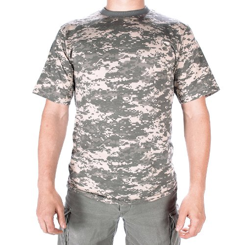 Mil-Tec Leichtes US Army Tarnshirt(AT Digital/L) von Mil-Tec