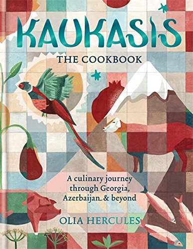 Kaukasis The Cookbook: The culinary journey through Georgia, Azerbaijan & beyond von Octopus Publishing Group; Mitchell Beazley