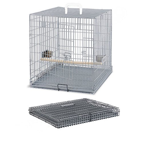 Montana Cages Carry Me X-Large - Platinum von Montana Cages