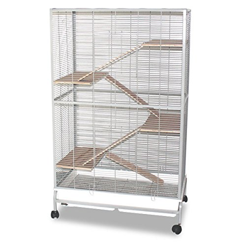 Montana Cages Nagervoliere Malaga III - Platinum Käfig Voliere für Nager & Hamster, etc. von Montana Cages
