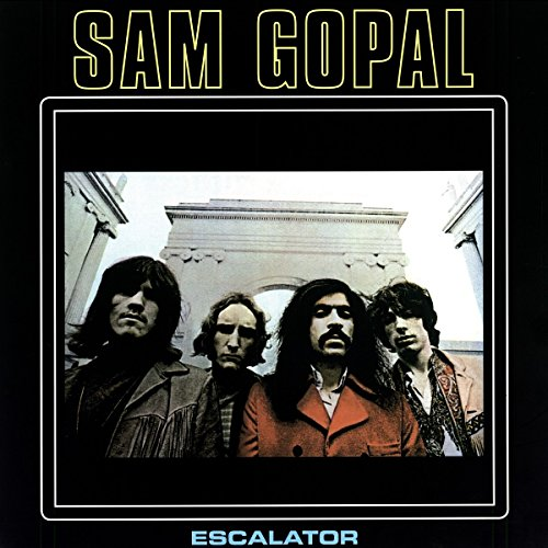 Escalator (Coloured Lp+7'') [Vinyl LP] von !K7 REC. (Rough Trade)
