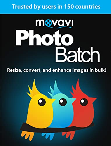 Movavi Photo Batch  Persönliche Lizenz [Download] von Movavi