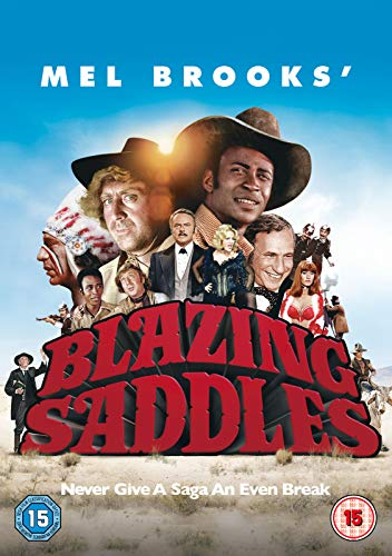 Blazing Saddles - Special Edition [UK Import] von Movie-Spielfilm