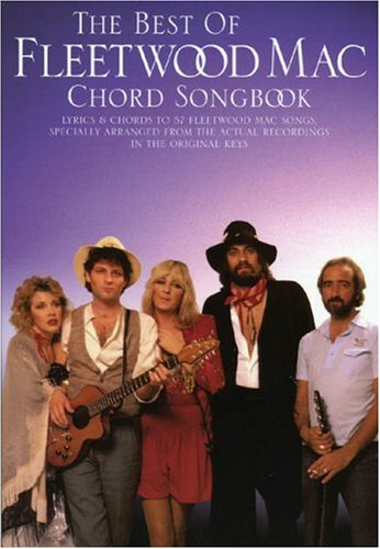 The Best Of Fleetwood Mac: Chord Songbook: Songbook für Gesang, Gitarre von Music Sales Limited