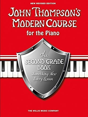 John Thompson's Modern Course For Piano: The Second Grade Book (Revised Edition): Noten, CD für Klavier von Music Sales Limited