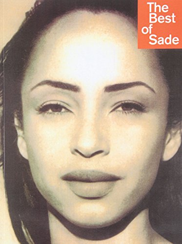 The Best Of Sade -Piano, Voice & Guitar-: Noten für Gesang, Klavier (Gitarre) von Music Sales Limited