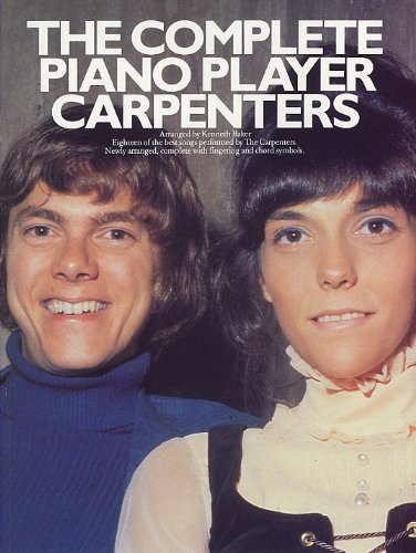 The Complete Piano Player: The Carpenters (Album): Noten für Klavier von Music Sales Limited