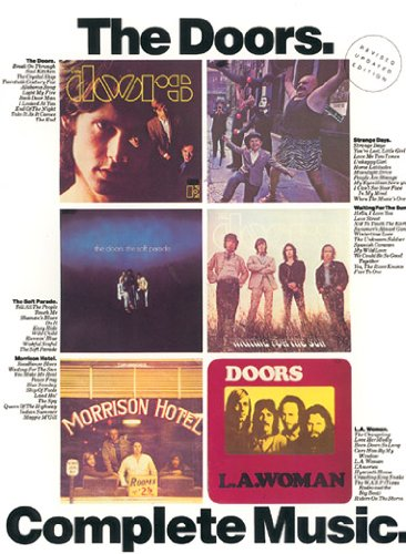 The Doors. Complete Music von Music Sales Limited