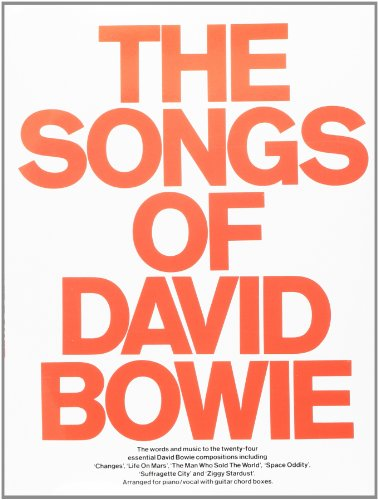 The Songs of David Bowie von Music Sales Limited