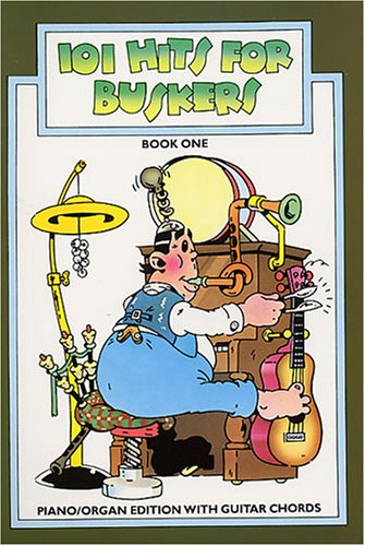101 Hits For Buskers 1 -Book 1- (Album): Noten für Gesang von Music Sales
