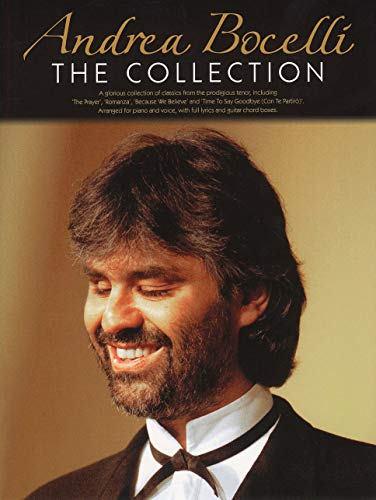 Andrea Bocelli: The Collection - New Edition. Für Klavier, Gesang & Gitarre von Music Sales