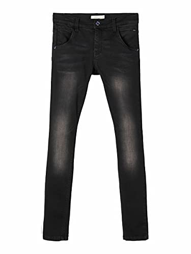 NAME IT Boy X-Slim Fit Jeans Super Stretch 98Black Denim von NAME IT