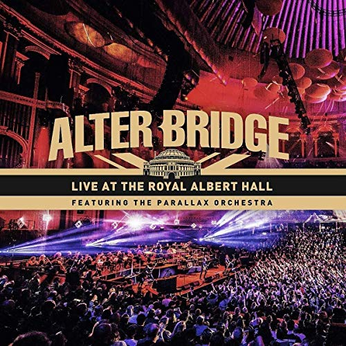 Live At The Royal Albert Hall feat. The Parallax Orchestra von NAPALM RECORDS