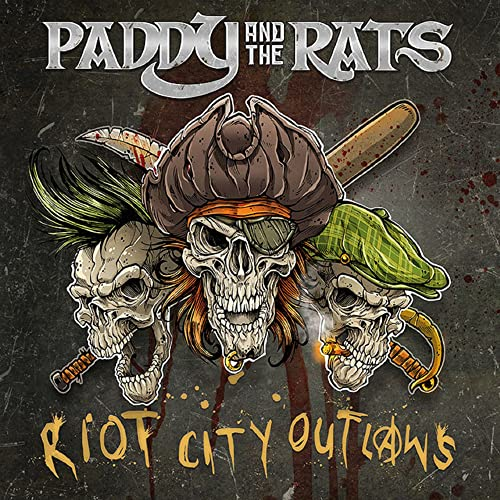 Riot City Outlaws von NAPALM RECORDS