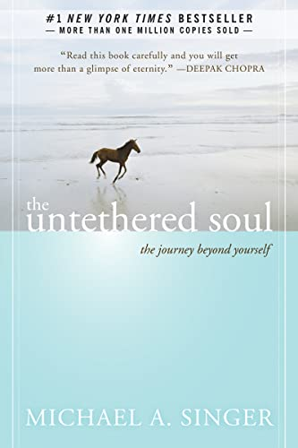 The Untethered Soul: The Journey Beyond Yourself von Little, Brown Book Group