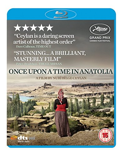 Once Upon a Time in Anatolia [Blu-ray] [UK Import] von New Wave Films