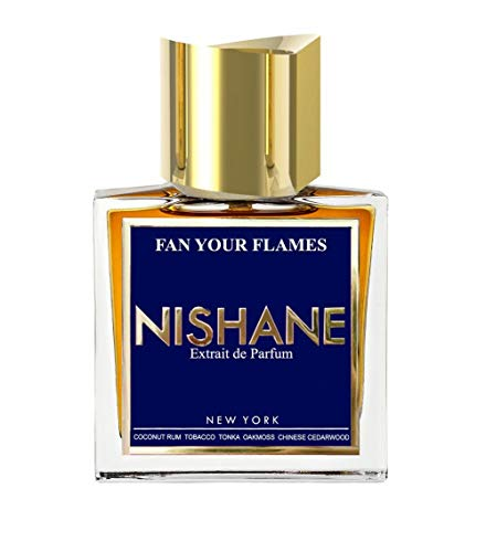 Nishane Istanbul fan your flames extrait de parfum 50 ml Weiß EU 50 FAN YOUR FLAMES von Nishane Istanbul