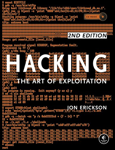 Hacking: The Art of Exploitation von No Starch Press