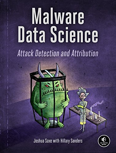 Malware Data Science: Attack Detection and Attribution von No Starch Press