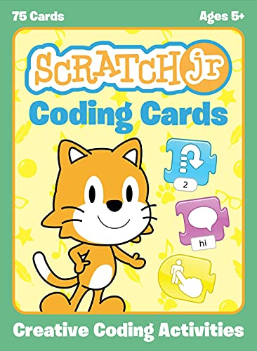 ScratchJr Coding Cards: Creative Coding Activities von Random House LCC US