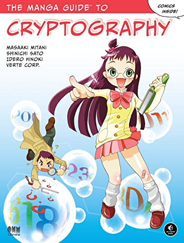 The Manga Guide to Cryptography (Manga Guides) von No Starch Press