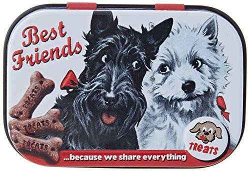 Nostalgic-Art 81233 Animal Club - Best Friends, Pillendose von Nostalgic-Art