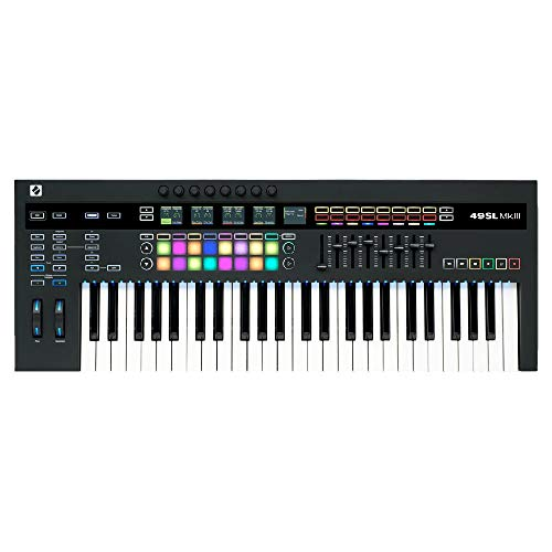 Novation AMS-SL49-MK3 Midi-Controller (49 Tasten) von Novation
