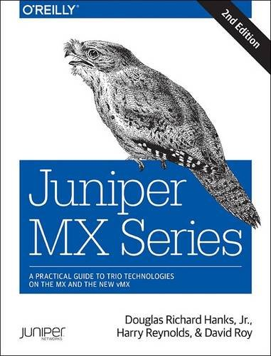 Juniper MX Series von O'Reilly Media, Inc, USA