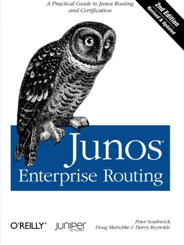 Junos Enterprise Routing: A Practical Guide to Junos Routing and Certification von O'Reilly and Associates