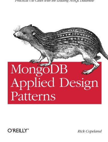 MongoDB Applied Design Patterns von O'Reilly and Associates