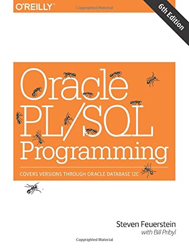 Oracle PL/SQL Programming von O'Reilly Media, Inc. / O'Reilly UK Ltd.