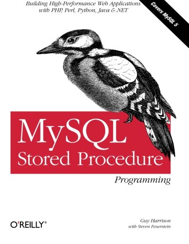 MySQL Stored Procedure Programming von O'Reilly & Associates